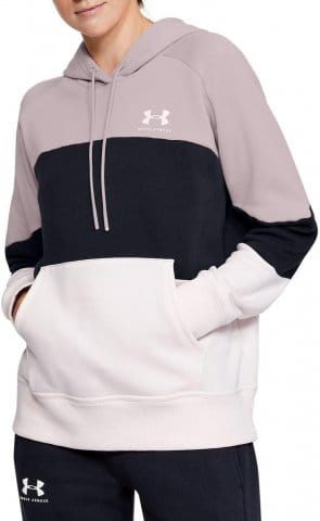Under Armour UA W RIVAL FLEECE HOODY Kapucnis melegítő felsők