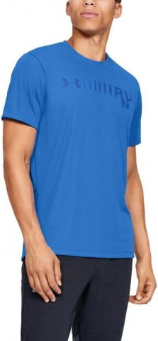 M UA Speed Stride Graphic Short Sleeve