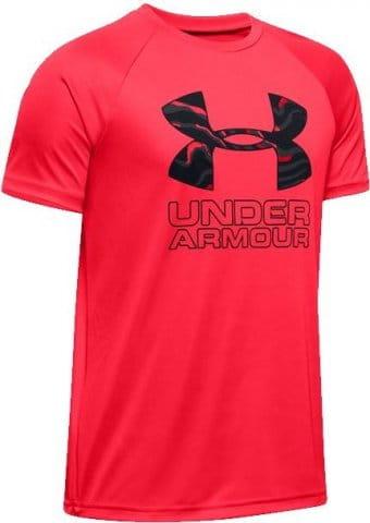 T-Shirt Under Armour Under Armour TECH HYBRID PRT FILL SS