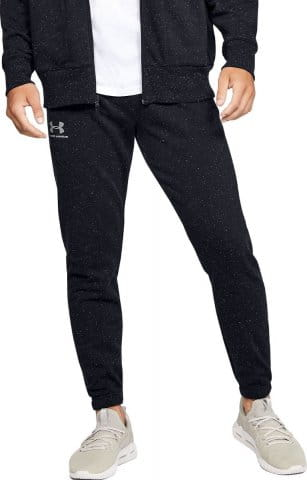 SPECKLED FLEECE JOGGERS