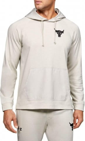 UA Project Rock Terry Hoodie