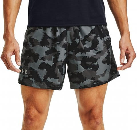 UA Launch SW 5 Camo Short