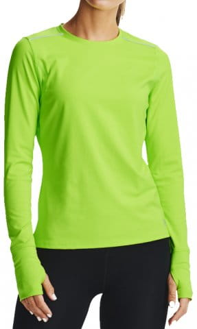 Under Armour Womens Empowered Ls Crew Warm-up Top