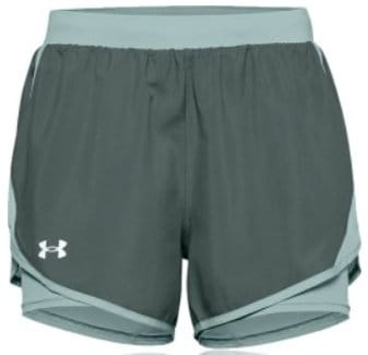 Šortky Under Armour UA Fly By 2.0 2N1 Short-BLU