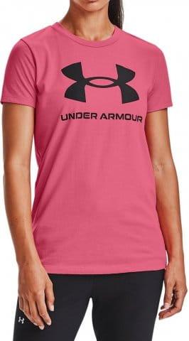 Dámské tričko s krátkým rukávem Under Armour Sportstyle