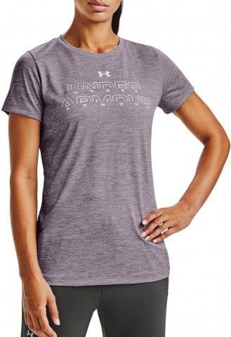 Dámské tričko Under Armour Tech Twist Graphic WM SSC