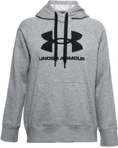 Hanorac cu gluga Under Armour Under Armour Rival Fleece Logo