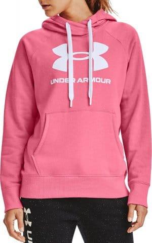 Hanorac cu gluga Under Armour Rival Fleece Logo Hoodie