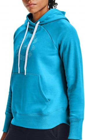 Mikina s kapucňou Under Armour Rival Fleece Metallic Hoodie