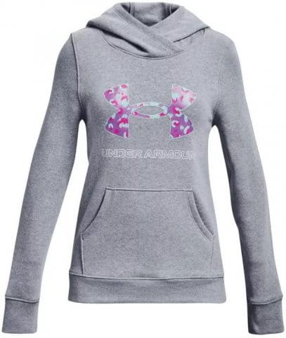 Mikina s kapucňou Under Armour Rival Fleece Logo Hoodie
