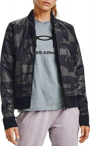 Jacheta Under Armour Move Reversible Bomber