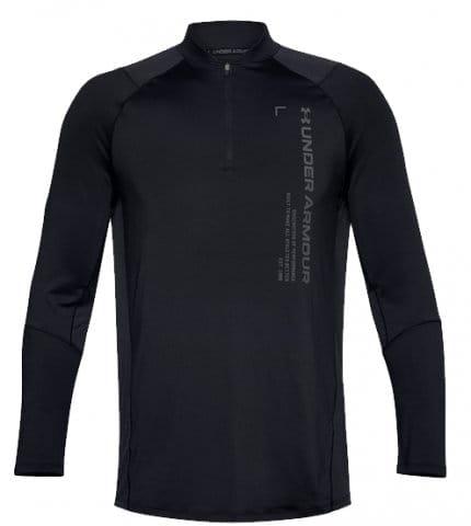 Pánské triko s dlouhým rukávem Under Armour MK-1 Graphic 1/4 Zip