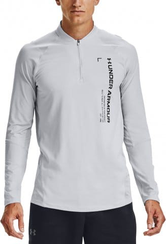 Tričko s dlhým rukávom Under Armour UA MK-1 Graphic 1/4 Zip Tee