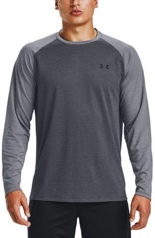 Pánské triko s dlouhým rukávem Under Armour Textured