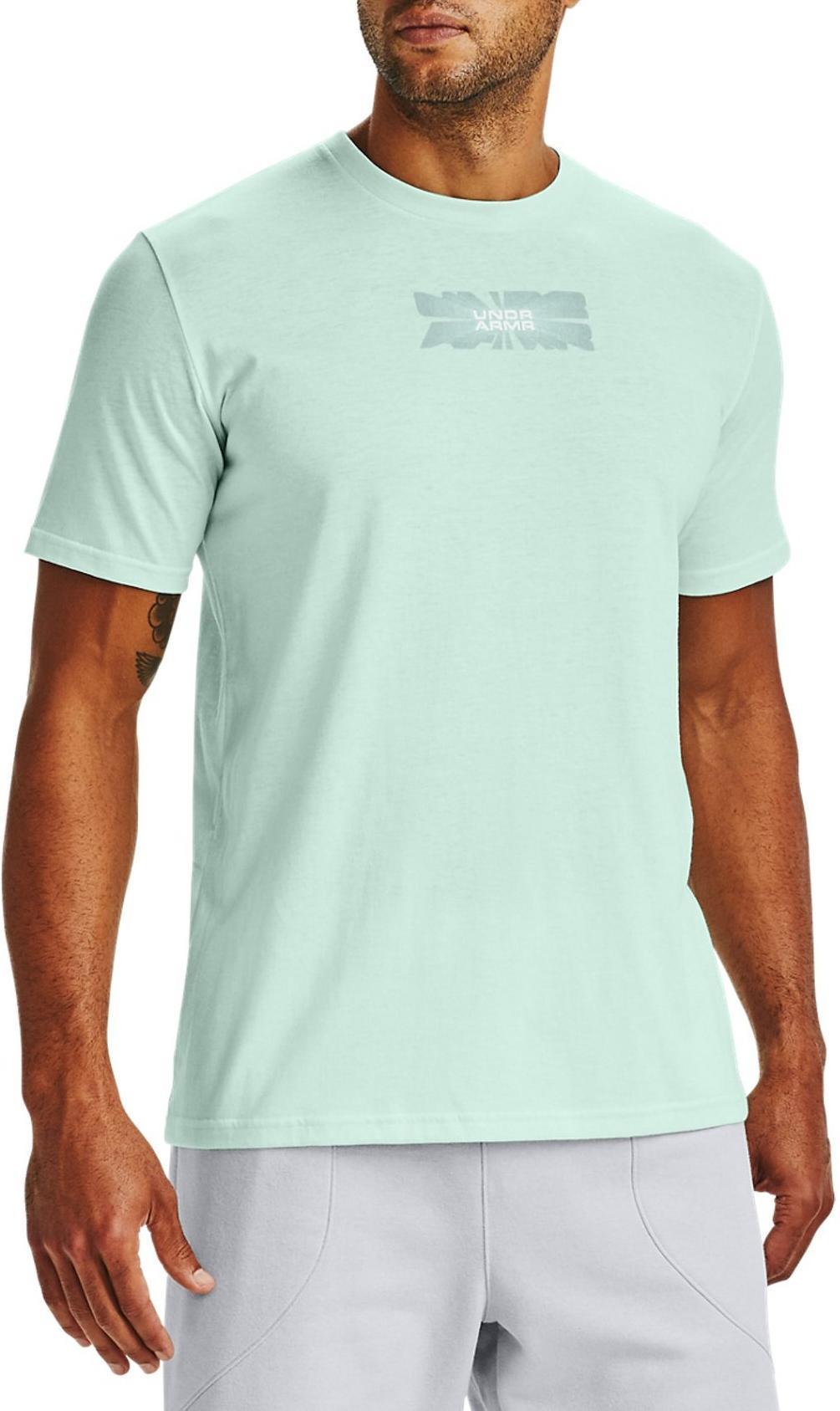aceleración camino igualdad  Camiseta Under Armour UA BASKETBALL GRAPHIC TEE - Top4Running.es