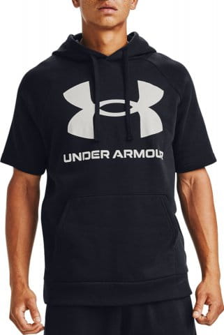 Mikina s kapucňou Under Armour UA Rival Flc Big Logo SS HD
