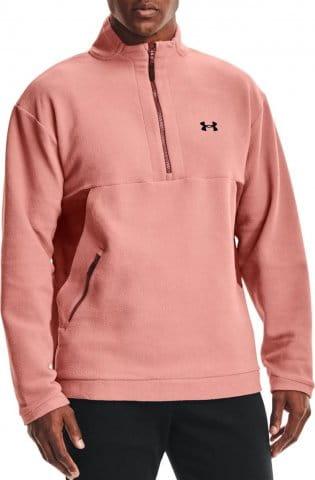 Sweatshirt Under Armour UA Recover Fleece 1/4 Zip-PNK