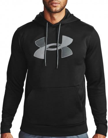 Mikina s kapucňou Under Armour UA Armour Fleece Big Logo HD