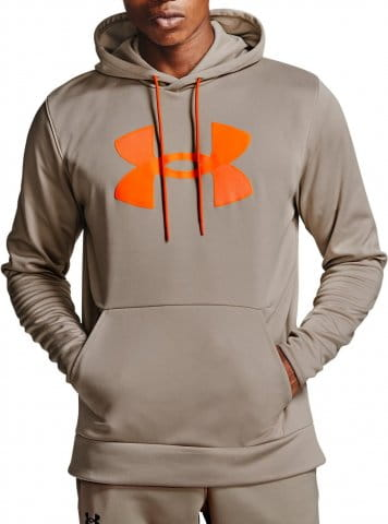 Hanorac cu gluga Under Armour UA Armour Fleece Big Logo HD