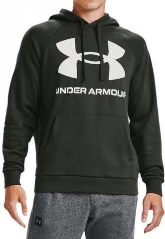 Mikina s kapucňou Under Armour UA Rival Fleece Big Logo HD