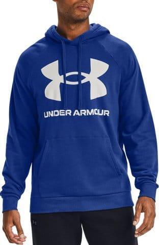 Hanorac cu gluga Under Armour UA Rival Fleece Big Logo HD