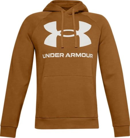 Mikina s kapucňou Under Armour UA Rival Fleece Big Logo HD