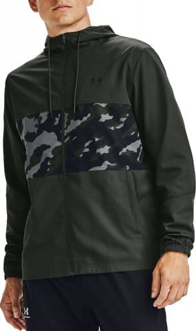 Kapuzenjacke Under Armour UA Sportstyle Wind Camo Jkt