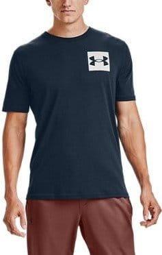 Pánské triko s krátkým rukávem Under Armour Box logo