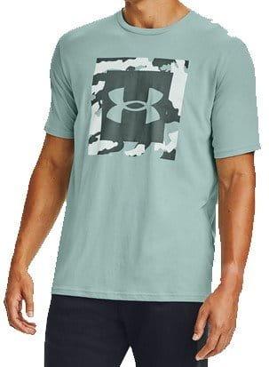 Pánské tričko s krátkým rukávem Under Armour Camo Box Logo