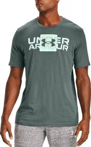 Tricou Under Armour UA BOX LOGO WORDMARK SS