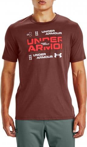 Pánské tričko s krátkým rukávem Under Armour Grid