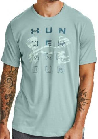 Pánské tričko s krátkým rukávem Under Armour Rhythm