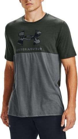 T-Shirt Under Armour Under Armour CAMO BIG LOGO SS