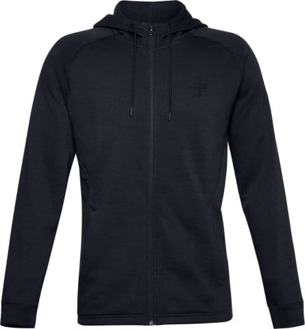 UA PJT ROCK CC FLEECE FZ