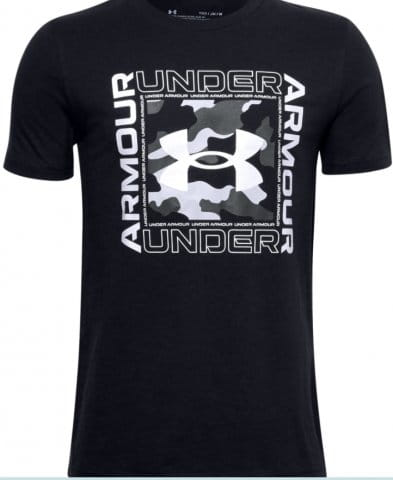 T-Shirt Under Armour Under Armour LIVE RIVAL INSPIRED SS