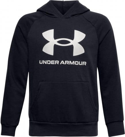 Hanorac cu gluga Under Armour Under Armour RIVAL FLEECE HOODIE
