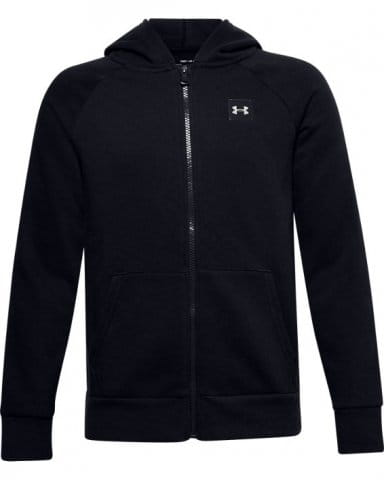 Under Armour UA RIVAL FLEECE FZ HOODIE Kapucnis melegítő felsők