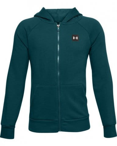 Mikina s kapucňou Under Armour UA RIVAL FLEECE FZ HOODIE