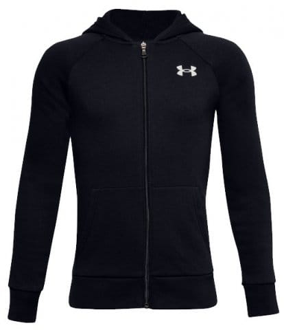 Hoodie Under Armour Under Armour RIVAL COTTON FZ HOODIE