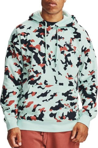 UA Rival Fleece Camo HD