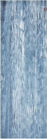 Mat Manduka EKO-SL-71-DEN BLUE MARBLED