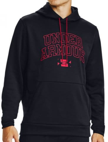 Mikina s kapucňou Under Armour Under Armour AF Script Graphic HD