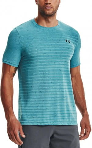T-Shirt Under Armour UA Seamless Fade SS-BLU