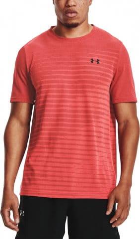 T-Shirt Under Armour UA Seamless Fade SS-RED