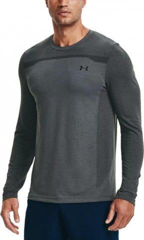 Langarm-T-Shirt Under Armour UA Seamless LS-GRY