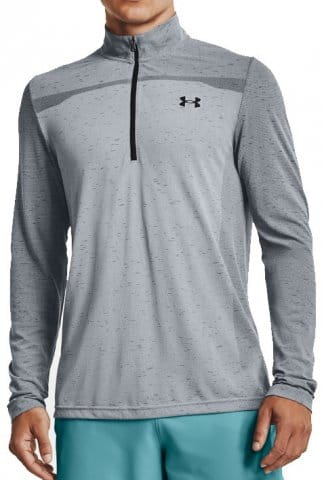 Langarm-T-Shirt Under Armour UA Seamless 1/2 Zip