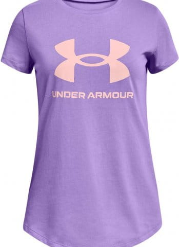 Tricou Under Armour Live Sportstyle Graphic SS-PPL