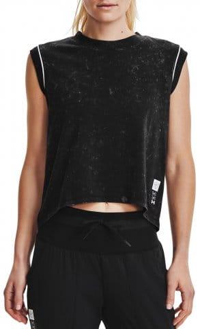 Dámské triko s krátkým rukávem UA Run Anywhere