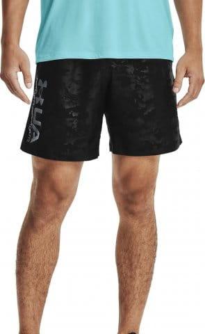 Shorts Under Armour UA Woven Emboss Shorts-BLK