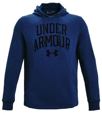 Hoodie Under Armour UA RIVAL TERRY COLLEGIATE HD